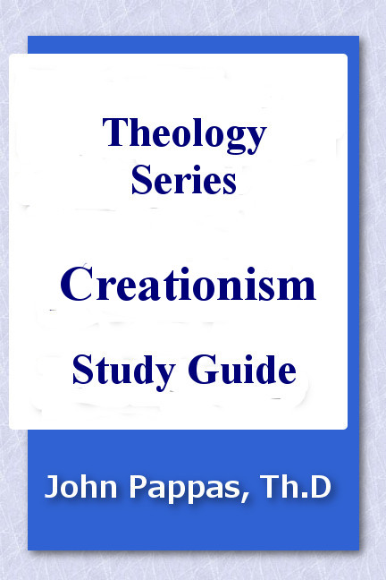 Study Guide for Creationism